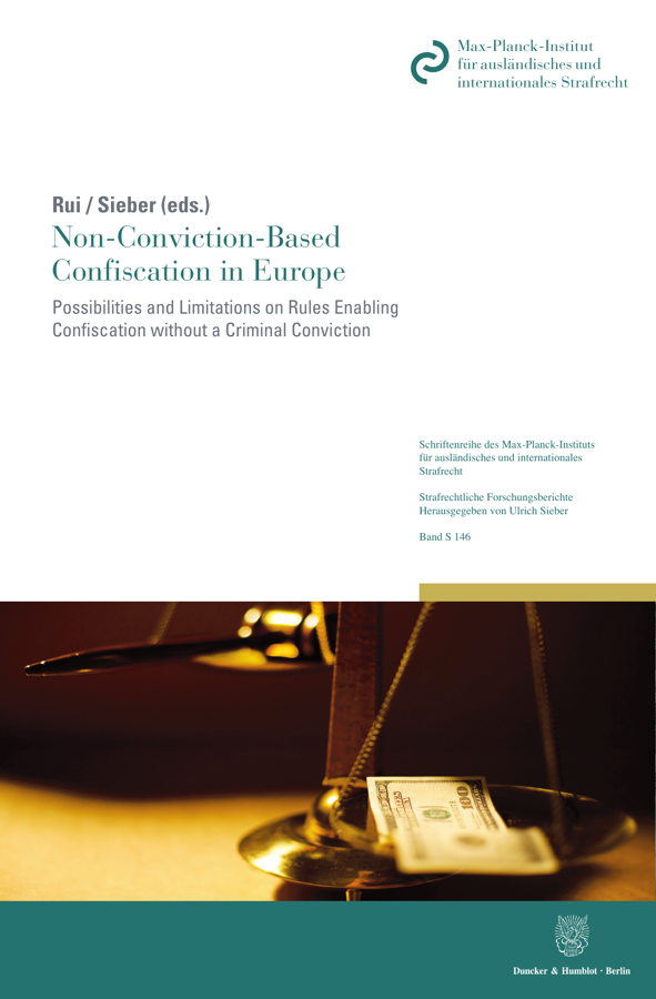 Non-Conviction-Based Confiscation in Europe