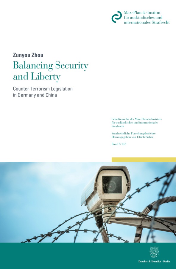 Balancing Security and Liberty