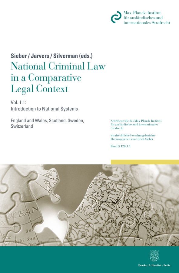 National Criminal Law in a Comparative Legal Context