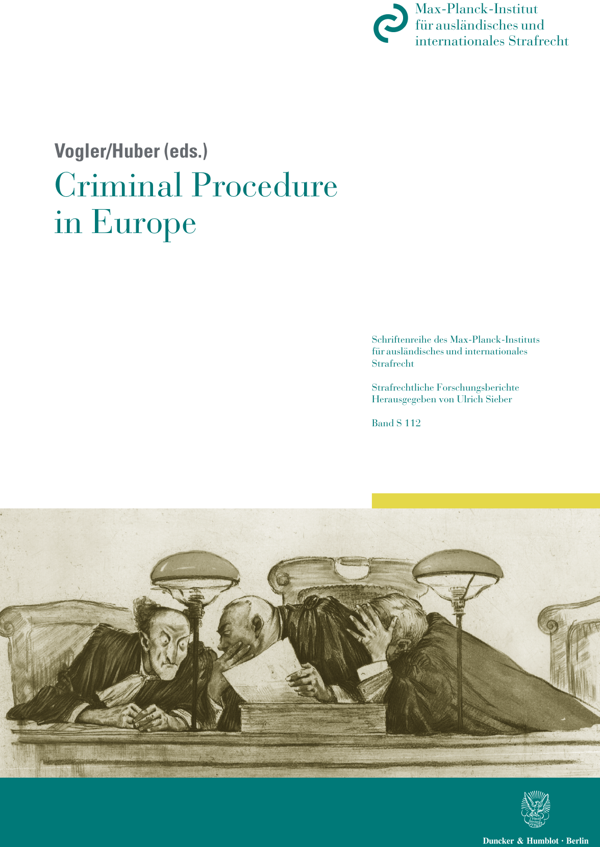 Criminal Procedure in Europe